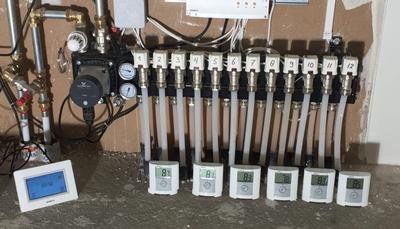 Bespaar op de energierekening dankzij vloerverwarming in Twente